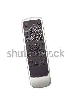 Remote Control - Photo Object Stock photo © CrackerClips