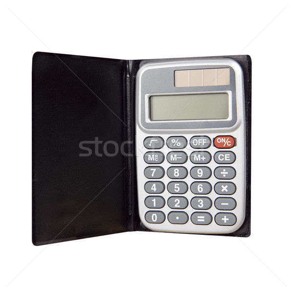 Calculator - Photo Object Stock photo © CrackerClips