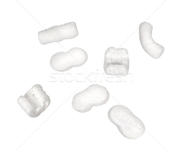 Styrofoam Peanuts - Photo Object Stock photo © CrackerClips