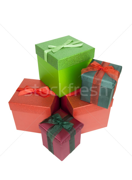 Christmas Presents Stock photo © CrackerClips