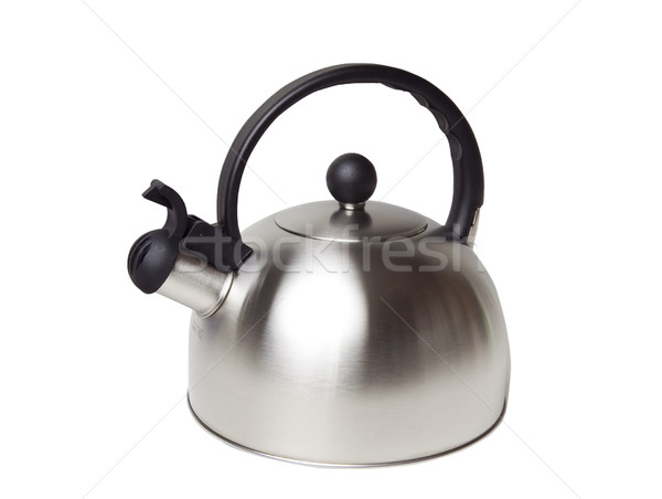 Tea Kettle - Photo Object Stock photo © CrackerClips