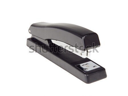 Stapler - Photo Object  Stock photo © CrackerClips