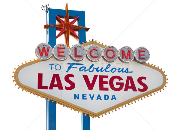 Las Vegas Sign Stock photo © CrackerClips