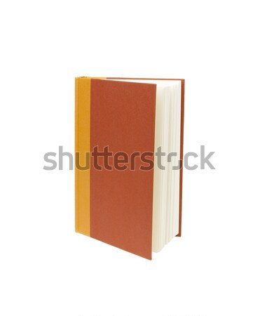 Hardcover Book - Photo Object Stock photo © CrackerClips