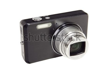 Digital Camera - Photo Object Stock photo © CrackerClips