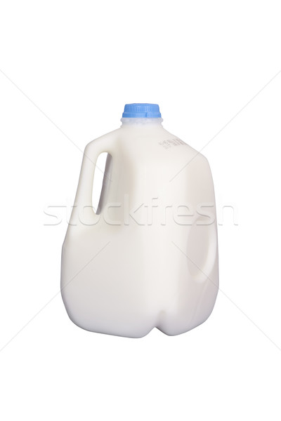 Gallon of Milk Stock photo © CrackerClips