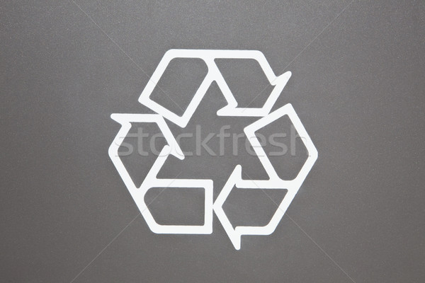 Recycle Symbol Stock photo © CrackerClips