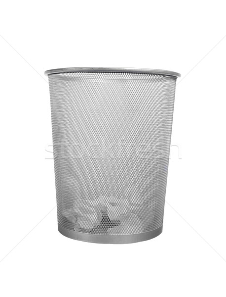 Waste Basket - Photo - Object Stock photo © CrackerClips