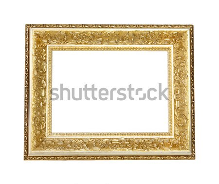 Stock photo: Picture Frame - Photo Object