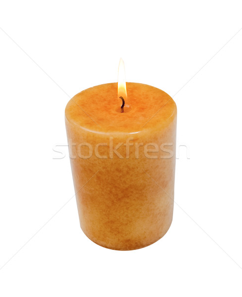 Candle - Photo Object Stock photo © CrackerClips