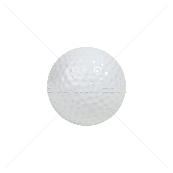 Golf Ball - Photo Object Stock photo © CrackerClips