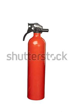 Fire Extinguisher Stock photo © CrackerClips