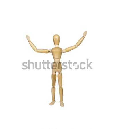 Mannequin - Photo Object Stock photo © CrackerClips