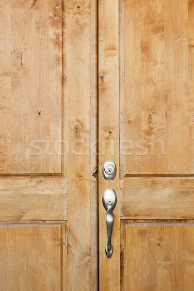 Front Door Stock photo © CrackerClips