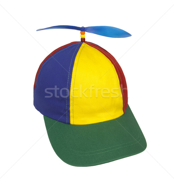 Hat with Propeller - Photo Object Stock photo © CrackerClips