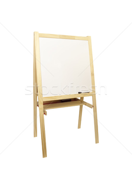Dry Eraseboard and Easel - Photo Object Stock photo © CrackerClips