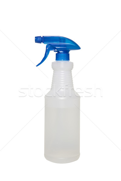 спрей бутылку фото объект пластиковых Сток-фото © CrackerClips