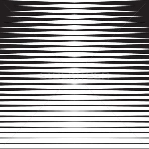 Mezzitoni pattern linee line gradiente effetto Foto d'archivio © creativika