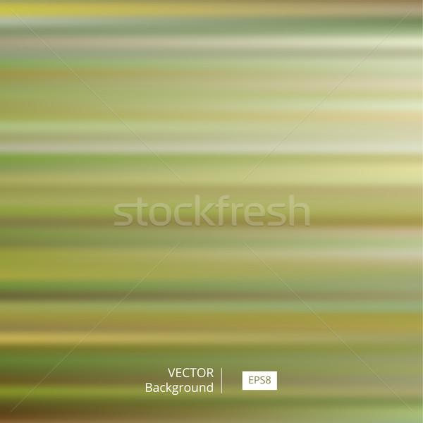 Abstract colorato strisce offuscata eps8 pattern Foto d'archivio © creativika