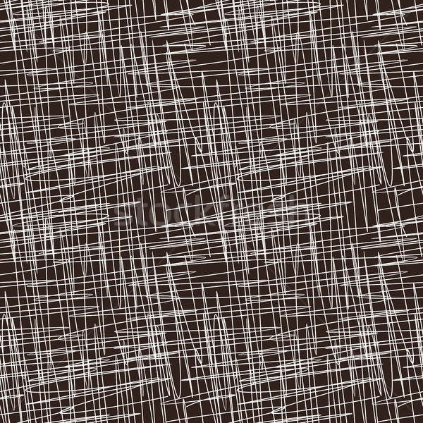 Abstract Seamless Pattern Grunge Doodle Texture Stock photo © creativika