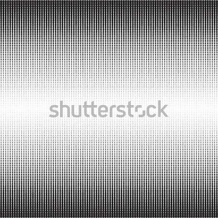 Vertical Dots Halftone Pattern Stock photo © creativika