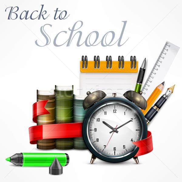 School time Stock photo © creatOR76