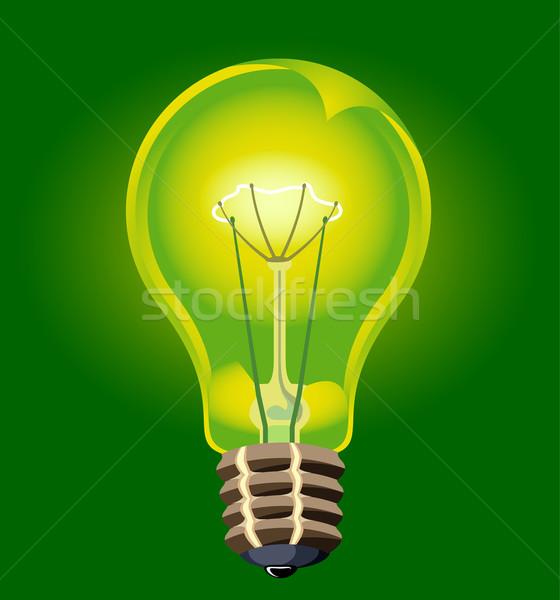 Electric bulb  Stock photo © creatOR76