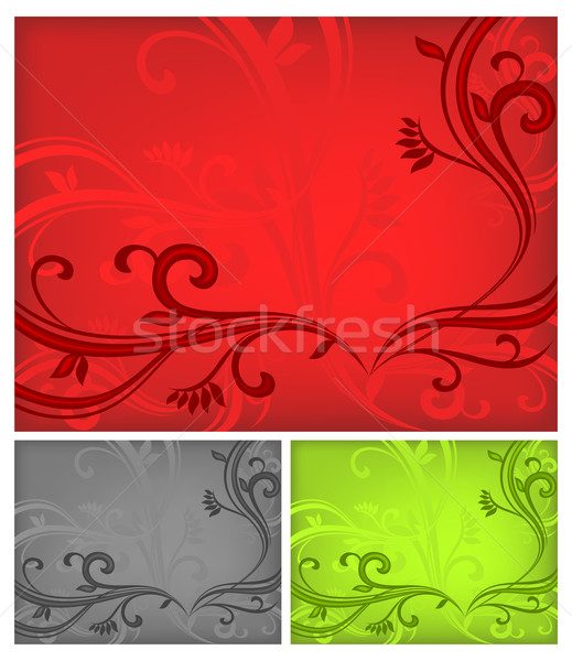Three-colored background  Stock photo © creatOR76