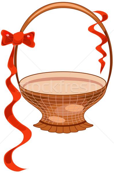 Basket Stock photo © creatOR76