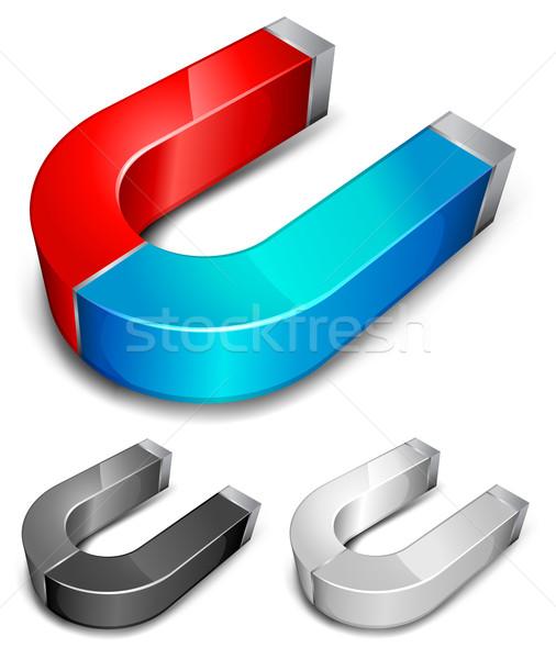 Magnets  Stock photo © creatOR76