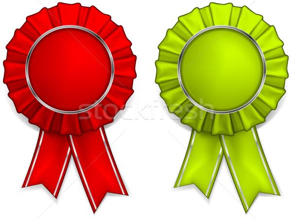 Award rosettes  Stock photo © creatOR76