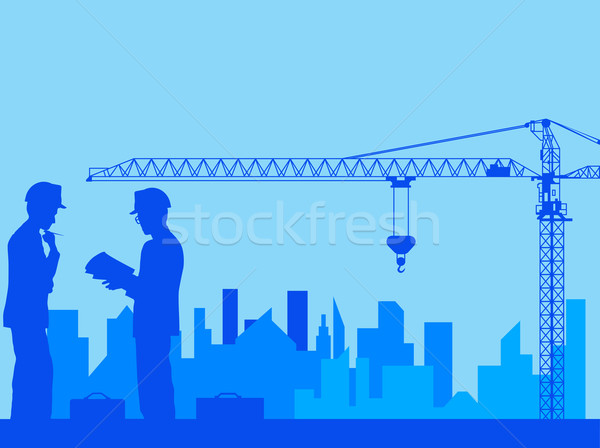 Construction Stock photo © creatOR76