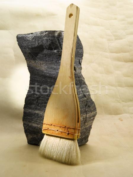 Handmade brush Stock photo © crisp