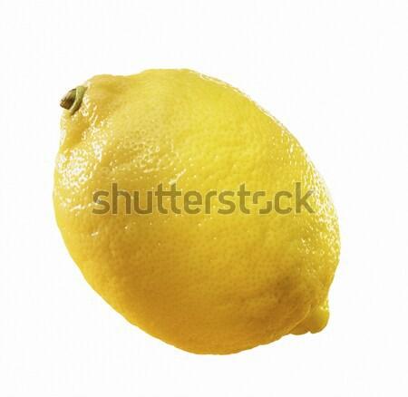 Limon elma meyve sağlık duvar kağıdı Stok fotoğraf © crisp