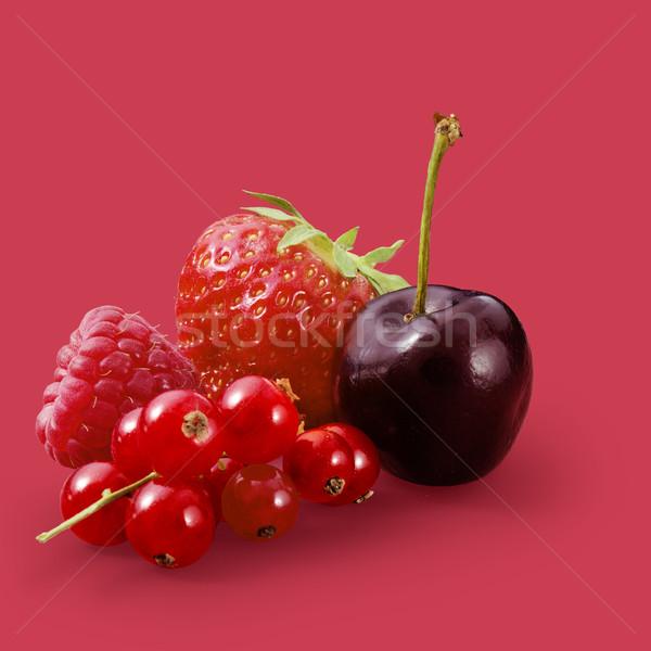 Fruit mix Stock photo © crisp
