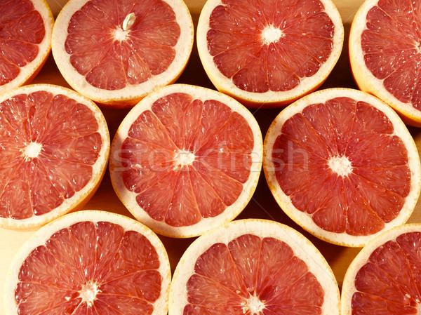 Lezzetli çift yalıtılmış beyaz gıda Stok fotoğraf © crisp