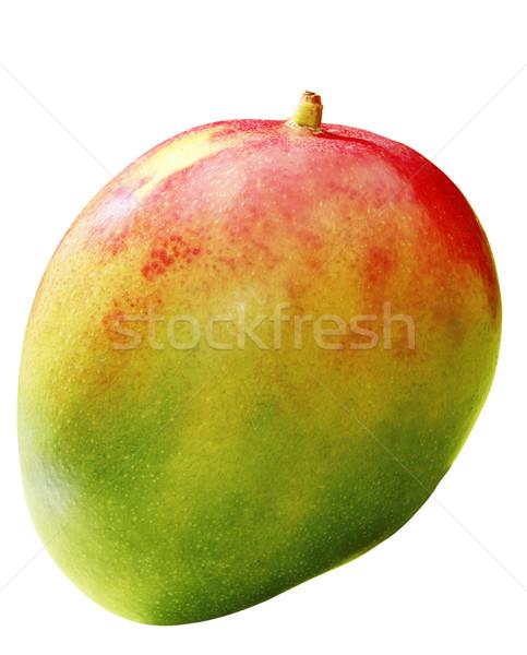 Taze mango zengin ayakta düz yukarı Stok fotoğraf © crisp