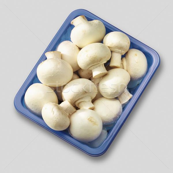 Comestible setas vegetales setas dieta Foto stock © crisp