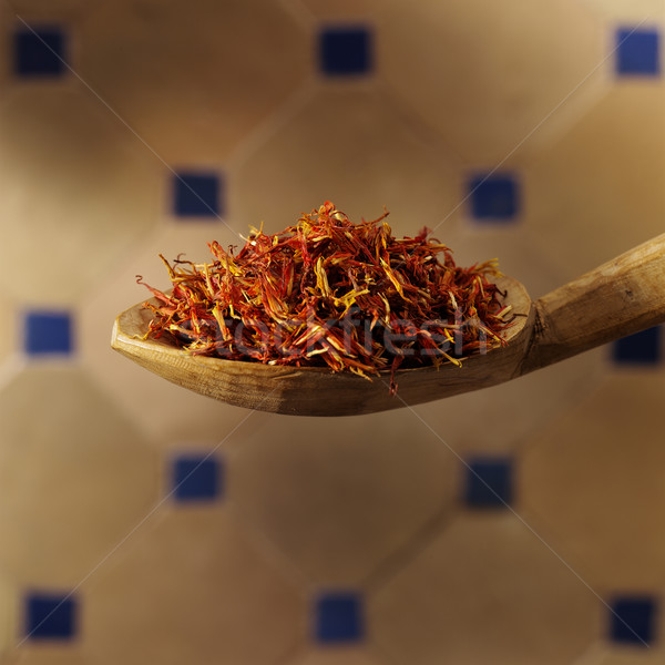 Saffron Stock photo © crisp
