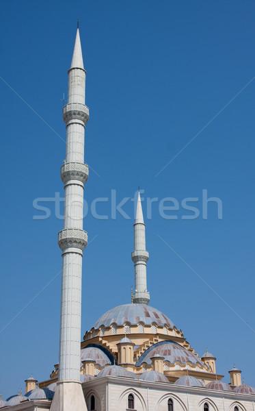 mosque in Manavgat Stock photo © csakisti