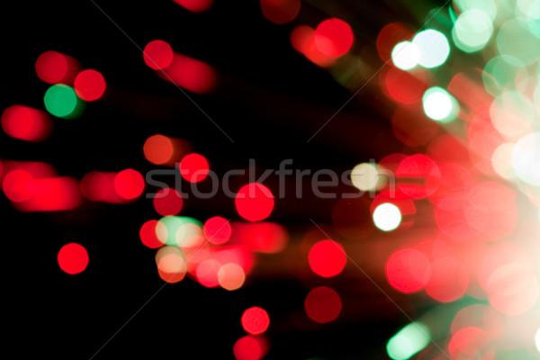 fiber optic abstract Stock photo © csakisti