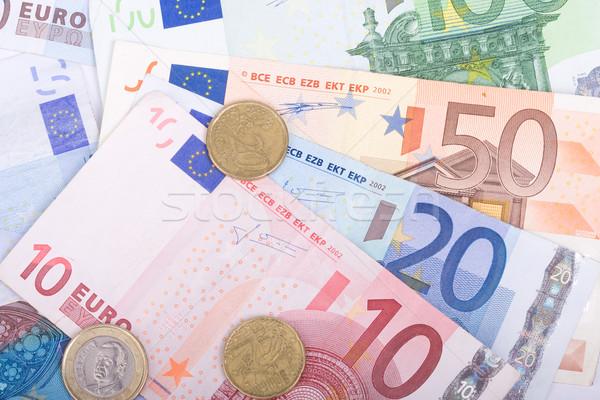 euros Stock photo © csakisti