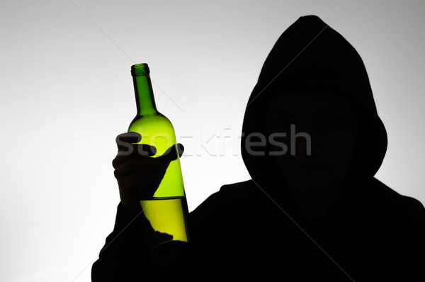 Alcoholic Anonymous Stock photo © CsDeli