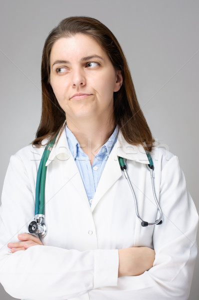 Disappointed doctor Stock photo © CsDeli