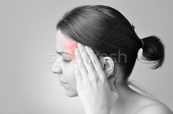 Headache Stock photo © CsDeli