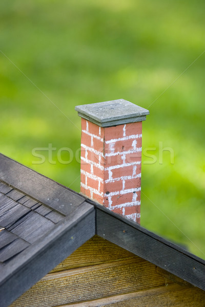 smoke-stack Stock photo © ctacik