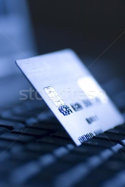 Credit card Stock photo © ctacik