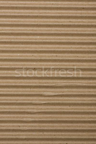 коричневый картона текстуры окна время волна Сток-фото © ctacik
