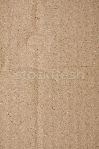 Cartão textura projeto caixa recipiente acondicionamento Foto stock © ctacik