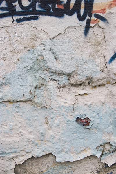 старые стены окрашенный обои конкретные Vintage Сток-фото © ctacik